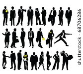 twenty five high quality vector ... | Shutterstock .eps vector #68706286