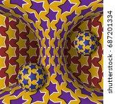 Optical Motion Illusion Bitmap...