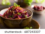 Red Cabbage  Carrot  Apple...