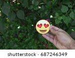 sao paulo  brazil   july 31 ... | Shutterstock . vector #687246349