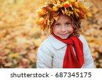 Cute Adorable Toddler Girl...