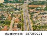 samborondon  ecuador  august  ...   Shutterstock . vector #687350221
