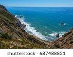 sintra portugal. 04 july 2017....   Shutterstock . vector #687488821