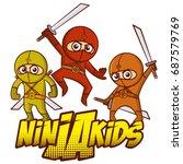 superhero ninja kids japan...