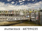 vancouver  british columbia ... | Shutterstock . vector #687594235