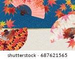 Autumn Leaves Fall Japanese...