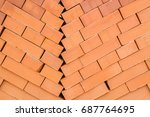 building materials for sale... | Shutterstock . vector #687764695