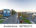 11 24 2014 san francisco ...   Shutterstock . vector #687981271