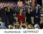 president barack obama ... | Shutterstock . vector #687999337