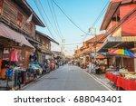 Chiang Khan Walking Street
