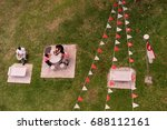 singapore  august 2015 ...   Shutterstock . vector #688112161