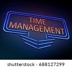 3d illustration depicting an... | Shutterstock . vector #688127299