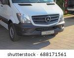 serbia  belgrade  march 29 ...   Shutterstock . vector #688171561