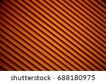 orange background | Shutterstock . vector #688180975