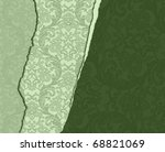 Decorative background with place for text - stock photo