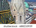 vienna  austria   april 25 ...   Shutterstock . vector #688210939