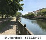 kentpark  sakarya  turkey....   Shutterstock . vector #688220419