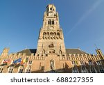 The Belfry Of Bruges Is A...