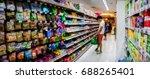 bangkok  thailand   july 28  an ... | Shutterstock . vector #688265401