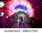 seoul  south korea   circa june ... | Shutterstock . vector #688317565