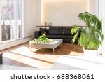 living room | Shutterstock . vector #688368061