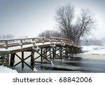 Old North Bridge Where The...