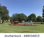 kentpark  sakarya  turkey....   Shutterstock . vector #688436815
