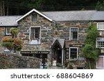 beddgelert  gwynedd  wales  uk. ... | Shutterstock . vector #688604869