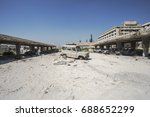 City Of Aleppo In Syria 29 03...