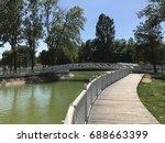 kentpark  sakarya  turkey....   Shutterstock . vector #688663399