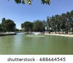 kentpark  sakarya  turkey....   Shutterstock . vector #688664545
