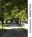 kentpark  sakarya  turkey....   Shutterstock . vector #688667365