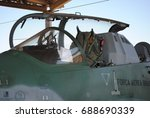 Small photo of Military Aircraft Canopy Brazilian Air Force