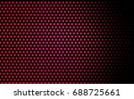 light red vector modern... | Shutterstock .eps vector #688725661