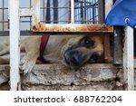 marmaris old town view ...   Shutterstock . vector #688762204