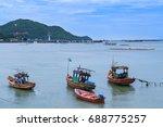 sichang island  chonburi ...   Shutterstock . vector #688775257