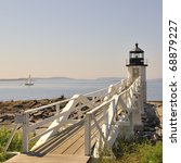 Marshall Point Lighthouse And...