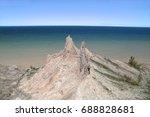 Chimney Bluffs State Park, Lake Ontario, New York