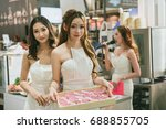 bangkok. thailand   july 16...   Shutterstock . vector #688855705