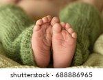 baby feet   Shutterstock . vector #688886965
