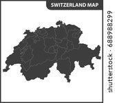 the detailed map of the...   Shutterstock .eps vector #688988299