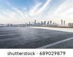 Panoramic Shanghai Skyline And...