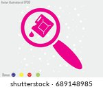 canister  icon  vector...   Shutterstock .eps vector #689148985