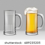 vector realistic illustration... | Shutterstock .eps vector #689235205