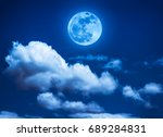 attractive photo of background... | Shutterstock . vector #689284831