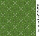 seamless pattern. modern... | Shutterstock . vector #689333791