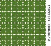seamless pattern. modern... | Shutterstock . vector #689333821