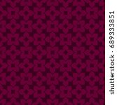 seamless pattern. modern... | Shutterstock . vector #689333851