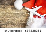Christmas Travel Concept