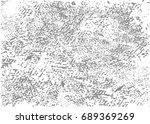 halftone dots texture... | Shutterstock .eps vector #689369269